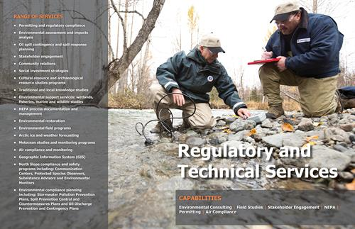 Regulatory Permitting, Compliance, and Environmental Consulting Services