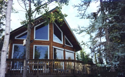 Silver Bullet Kenai River Guide Service and B&B