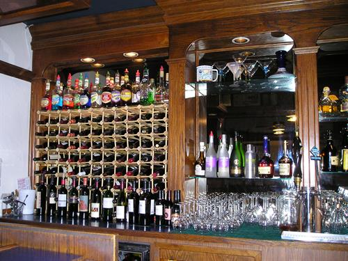 Excellent Wine List