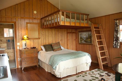 Bear's Bed
