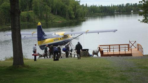 Remote Fishing & Bear Viewing Fly-In!!!