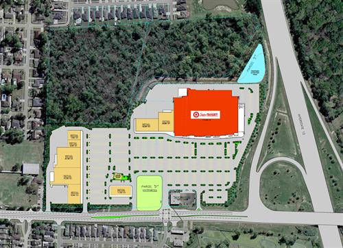 Millerville Target Shopping Center Design