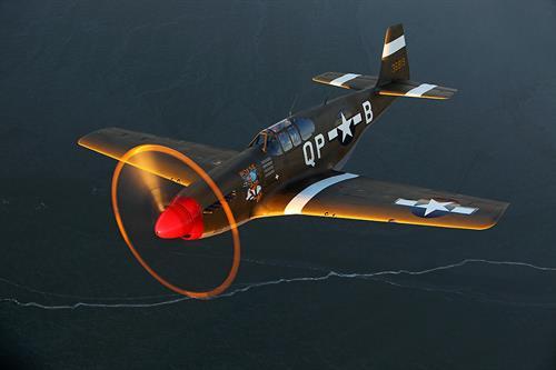 """P-51C """"Boise Bee"""""""