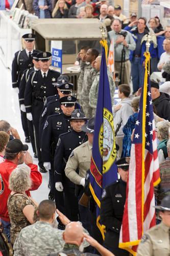 Veterans Day Breakfast 2014