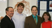 Financial Football Kickoff with Kellen Moore & Treasurer Crane-Apr 2013