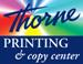 Thorne Printing & Copy Center
