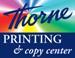 Thorne Printing & Copy Center
