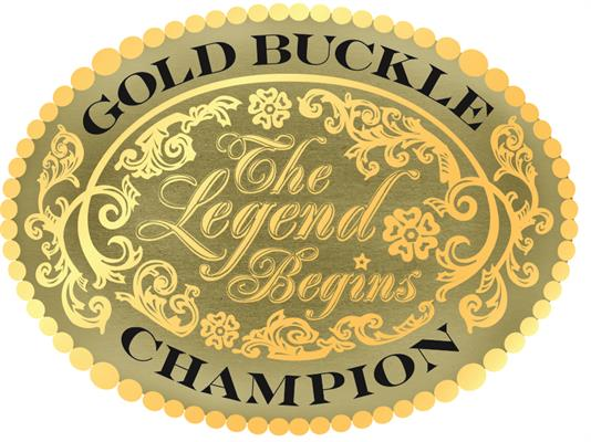 Gold Buckle Champion