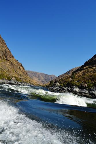 Clear Blue Skies - Fresh Air - Nothing beats a day in Hells Canyon!