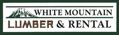 White Mountain Lumber & Rental Logo