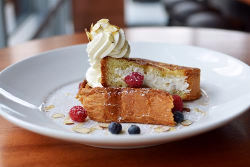 Stuffed French Toast - Sunday Brunch