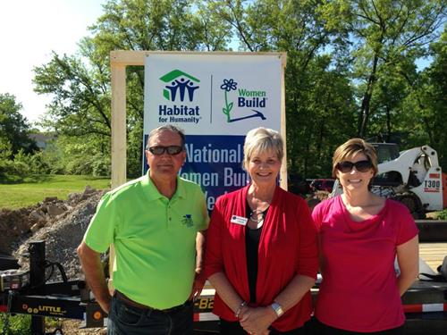 May 10, 2014 - Habitat for Humanity Women Build