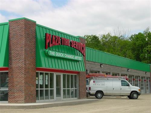Plaza Tire - Manchester