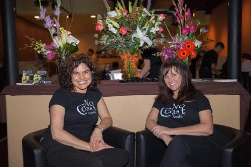 Owner/Manager, Lisa Boyd and Community Relations Coordinator, Vanessa Gross