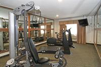 Get your workout done in our exercise room