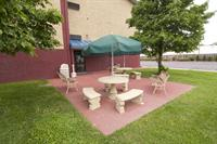 Have a Get together at our patio area