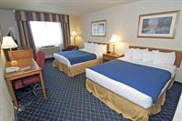 Plenty of room for the family in our Double-Double room
