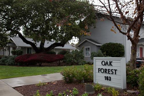 Oak Forest Apartments in Arroyo Grande