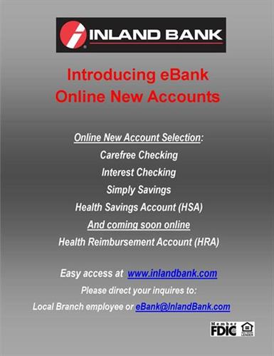 Open Accounts Online - Easy