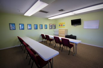 ACLS AHA Training classroom