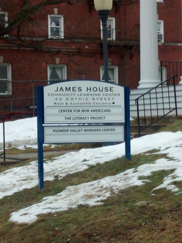 James House, Northampton, MA