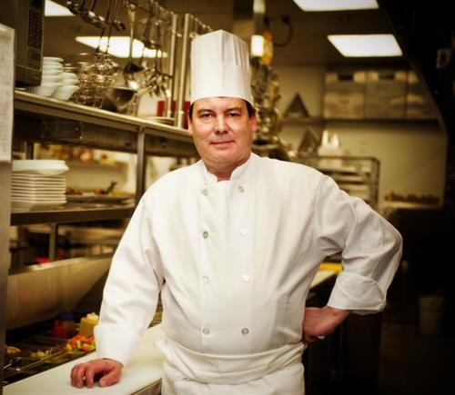 Executive Chef Michel Rey