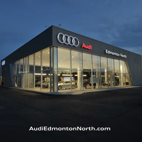 Visit Audi Edmonton North at www.AudiEdmontonNorth.com