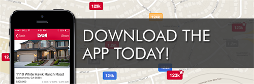 Download the Lyon Real Estate mobile app and discover a variety of different search options and filters, making it easier than ever to search for homes on-the-go! The mobile app is now available in the Apple App Store for iPhone and iPad and the Google Play for Android Devices . Download the app for free today.  Visit this page on your iOS or Android device to download my apps!