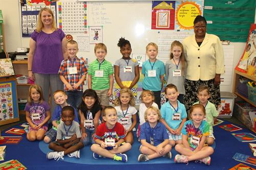 Oakwood serves students in K4 through 12th grade
