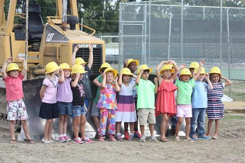 Oakwood embarked on a new construction project in Fall 2014