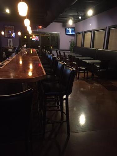 Bar and Bar Seating