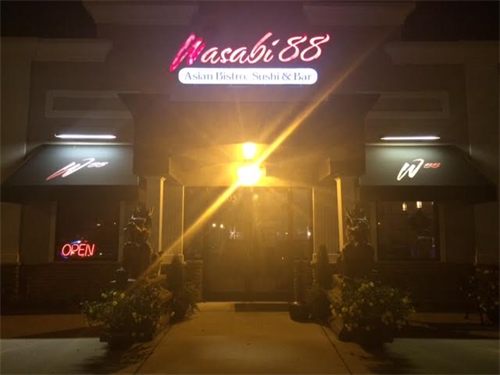 Welcome to Wasabi 88!