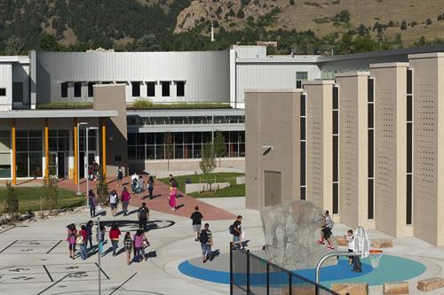 Casey Middle School - Boulder, CO