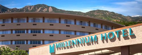 Millennium Harvest House Boulder - Exterior
