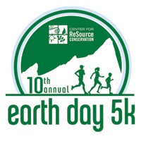 CRC Earth Day 5K Logo