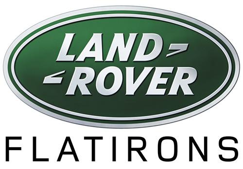 Land Rover Flatirons Logo