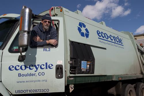 Eco-Cycle services over 800 businesses in Boulder County
