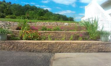 Hard Scapes and Retaining Walls