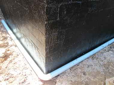 Water Proofing and French Drains