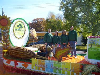 Autumn Glory Parade 2012