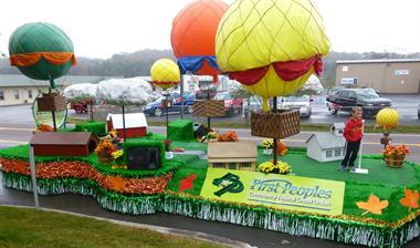 Autumn Glory Parade 2013