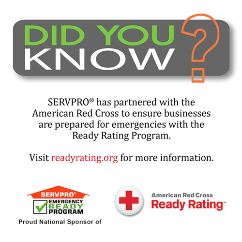 We are a proud national sponsor of the American Red Cross