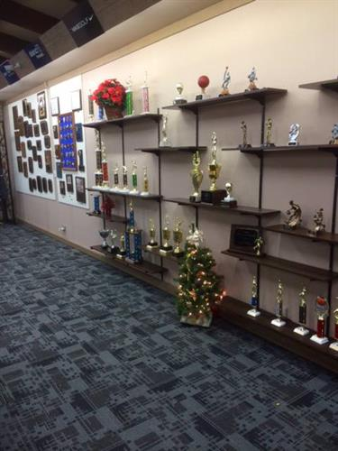 Awards Showroom