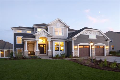 2013 MBA Parade of Homes - The Birchwood