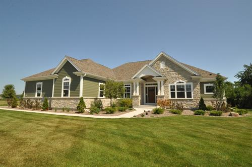 The Evergreen - Mequon Model Home