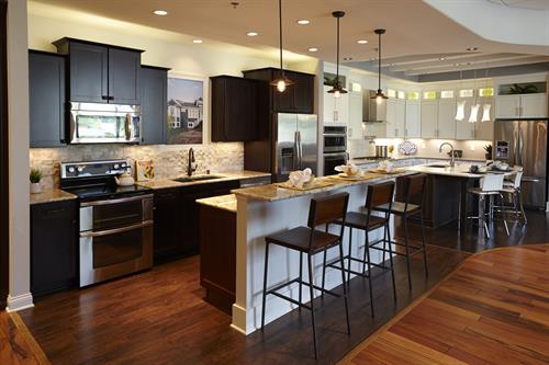Pewaukee Design Studio - Kitchen Selections