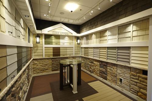 Pewaukee Design Studio - Exterior Selections