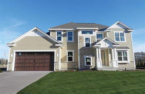 The Canterbury - Muskego Model Home