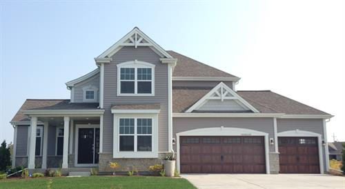 The Monterey - Pewaukee Model Home