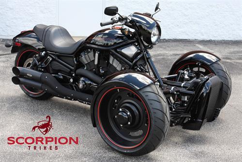 Scorpion trike- black